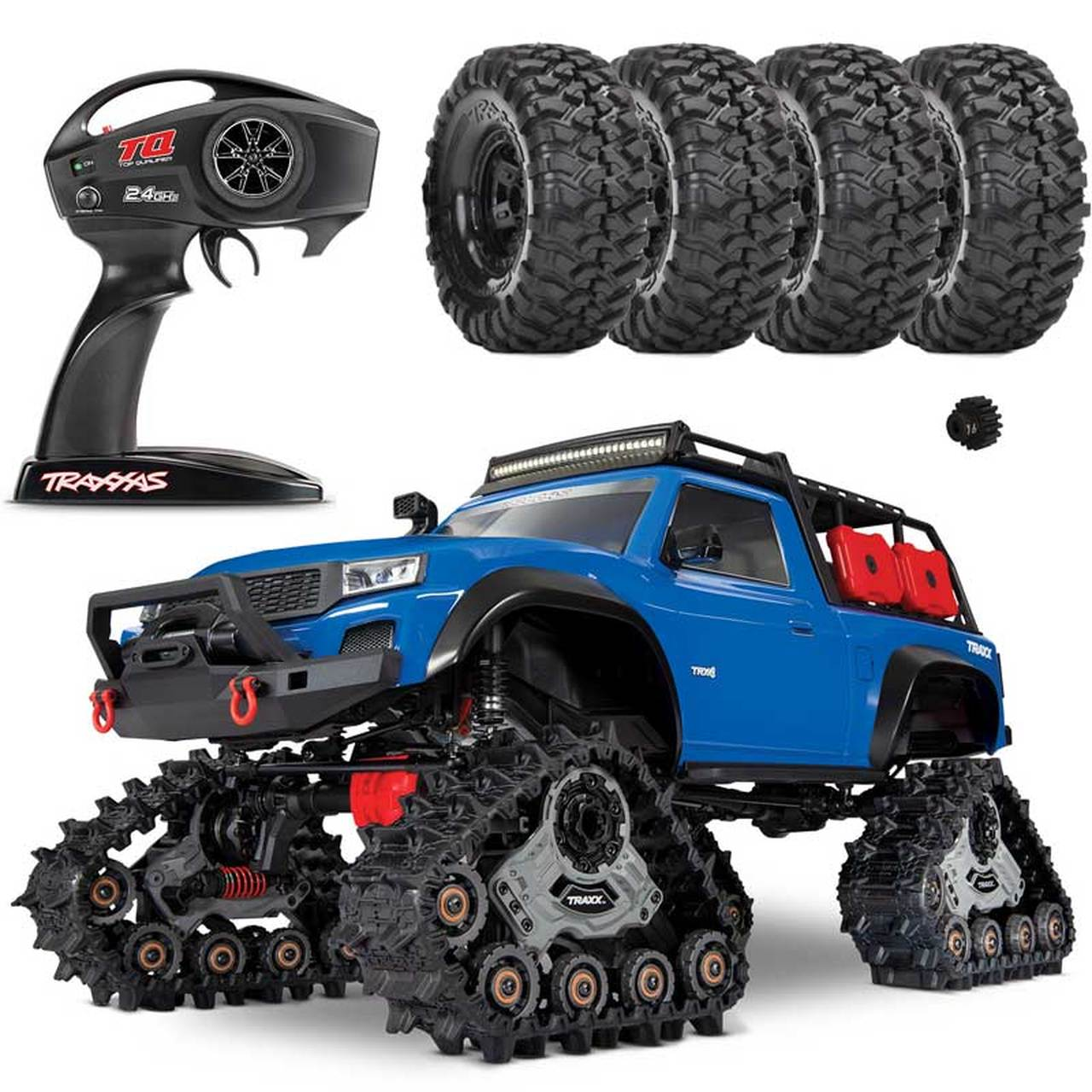 traxxas-trx-4-traxx-trail-rock-crawler-(blue)-w-all-terrain-&-tires-w-tq-2.4ghz-radio-system
