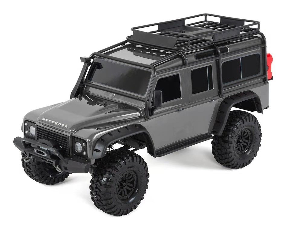 traxxas-trx4-1-10-scale-trail-rock-crawler-w-land-rover-defender-body-(silver)-w-tqi-2.4ghz-radio-system
