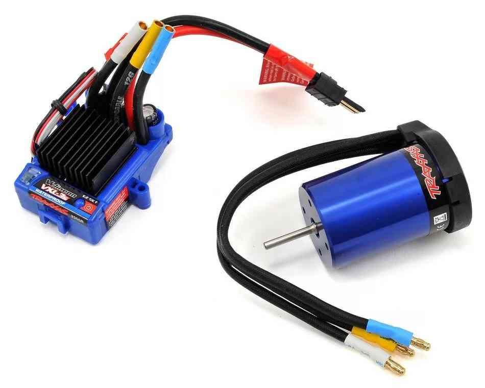 Traxxas-VXL-3S-Velineon-Brushless-Power-System-Combo-Set-(Waterproof)