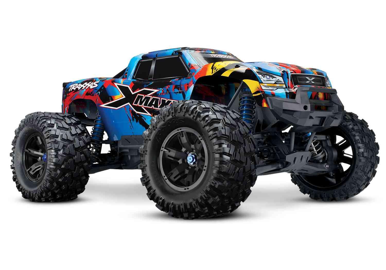 TRAXXAS X-MAXX 8S 50+MPH