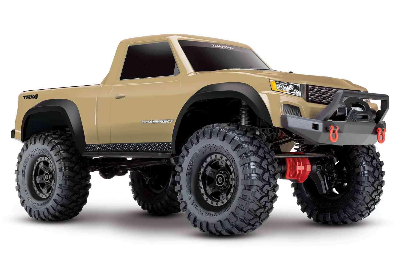 Traxxas TRX-4 Sport 4X4 1/10 Scale Crawler