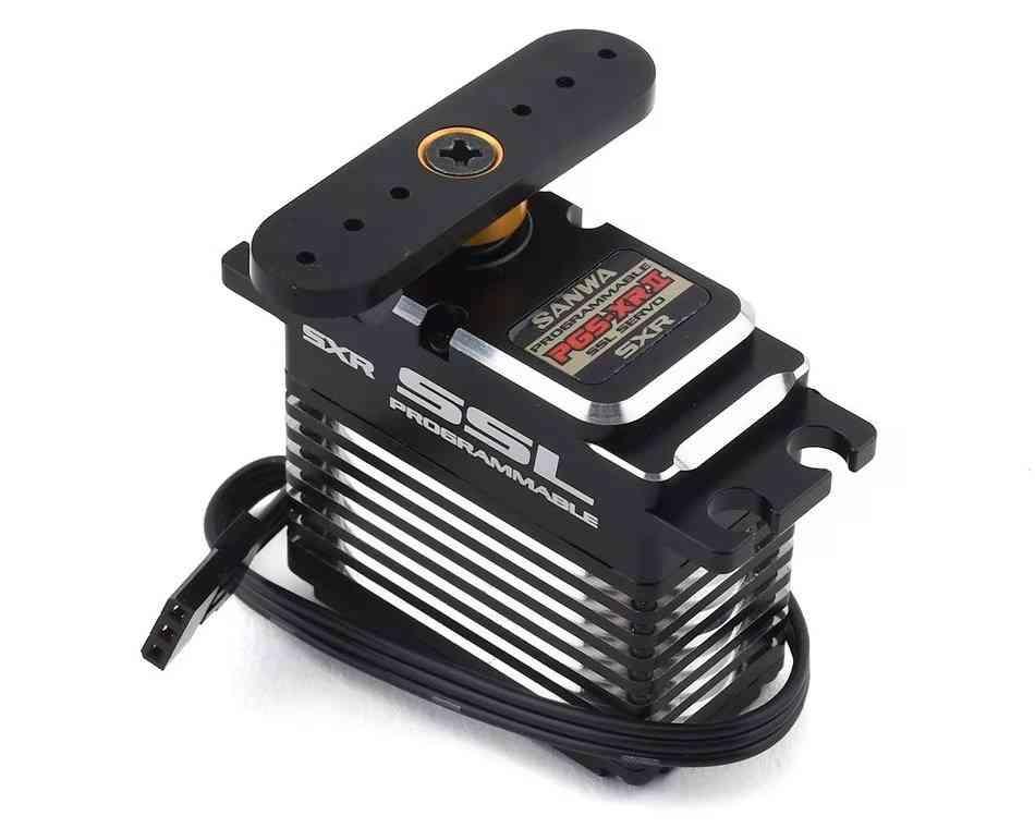 Sanwa-PGS-XR-II-High-Speed-Brushless-Servo-(High Voltage)