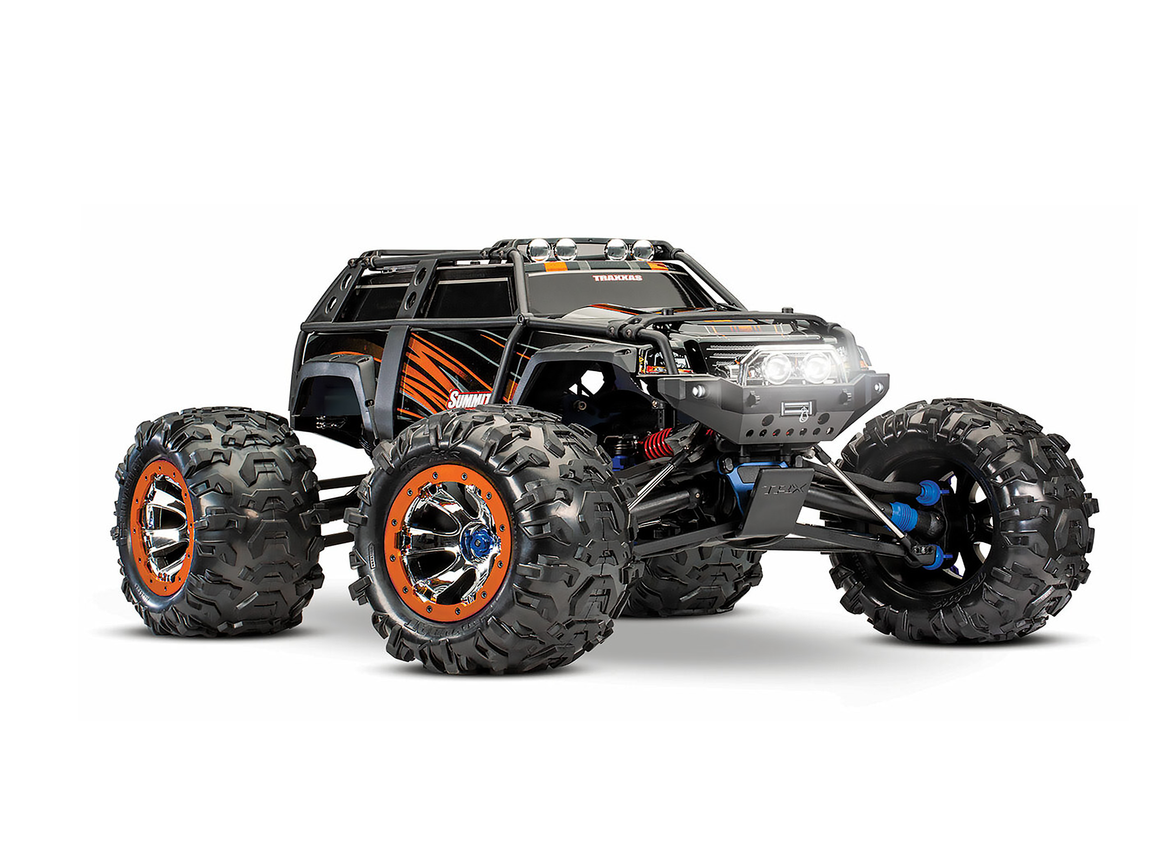 Traxxas Summit 1/10 RTR 4WD Monster Truck