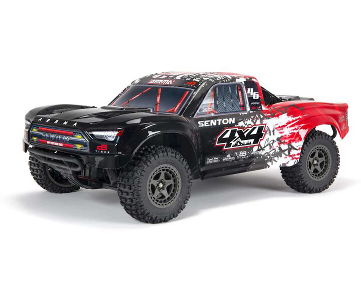 SENTON 4X4 3S BLX BRUSHLESS 1/10TH 4WD SHORT COURSE (RED)