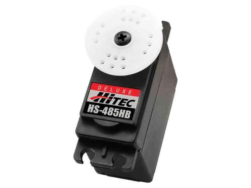 HS-485HB Deluxe HD Ball Bearing Standard Servo